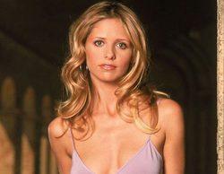 'Buffy, cazavampiros': Sarah Michelle Gellar elige entre Angel o Spike en el vigésimo aniversario de la serie