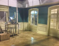 'Acacias 38': La serie de La 1 reanuda su rodaje en interiores tras la reconstrucción del plató