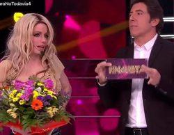 'Tu cara no me suena todavía': Patricia Aguilar gana la cuarta gala como Britney Spears