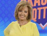 '¡Qué tiempo tan feliz!': Mª Teresa Campos se enteró de la cancelación del programa por un burofax