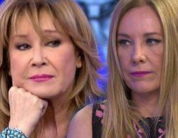 'Sálvame': Mila Ximénez y Belén Rodríguez protagonizan un duro enfrentamiento por Carmen Borrego