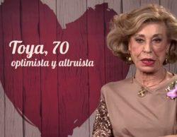 'First Dates': Toya de '¿Quién quiere casarse con mi hijo?' protagoniza una sorprendente cita con beso final
