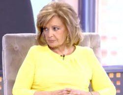 """María Teresa Campos sobre Bigote Arrocet en 'Supervivientes': """"A mí me la suda. Como si se muere de hambre"""""""