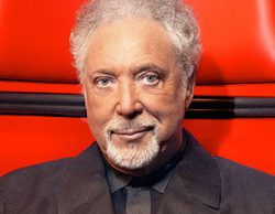 'The Voice': Un fan que salta al escenario y un descuido de Tom Jones, protagonistas de la final