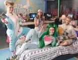'Cazamariposas' se convierte en lo más visto del día con un 2,9% en Divinity