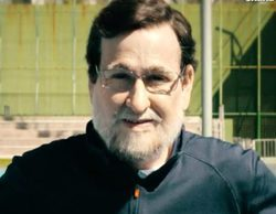 """Joaquín Reyes parodia a Mariano Rajoy en ''El Intermedio': """"Mi principal virtud es no hacer nada"""""""