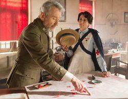 'Tiempos de Guerra': Primeras imágenes de la nueva serie de Antena 3