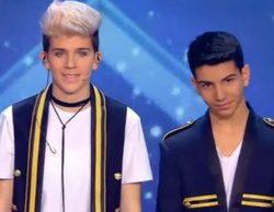 'Got Talent Junior': David Tejada y Marina Marlo se proclaman vencedores del programa