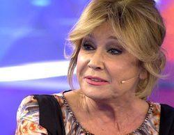 Mila Ximénez ('Sálvame') culpa a Carmen Borrego de que su relación con Terelu Campos esté rota