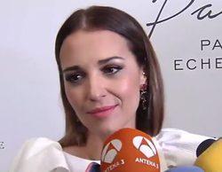 """Paula Echevarría rompe a llorar al hablar de Bustamante: """"Pasan cosas, pero no me voy a pronunciar"""""""