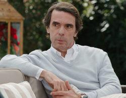 """José María Aznar en 'Mi casa es la tuya': """"El 11-M fue el peor día de mi vida"""""""