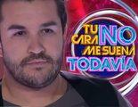 'Tu cara no me suena todavía': El concursante David Velardo fue el corista de Daniel Diges en Eurovisión