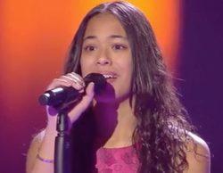 'La Voz Kids 3': Francine, Suzete y Paula cierran los equipos y las últimas audiciones del concurso