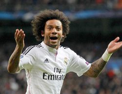 La emisión del partido entre el Real Madrid y el Atlético de Madrid criticada por la sombra del campo