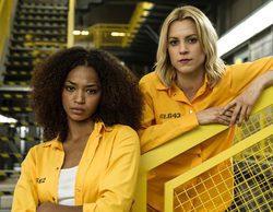 'Vis a vis': Maggie Civantos, Najwa Nimri y Berta Vázquez presentan la segunda temporada en Reino Unido