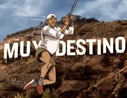 'Wild Frank' viaja a California para seguir los pasos del mítico Tarzán
