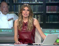 'laSexta noticias': Diana Mata se disculpa por saludar en valenciano a un redactor que estaba en Barcelona