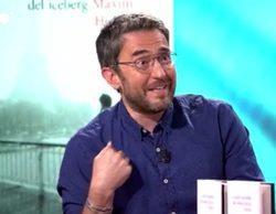 """Màxim Huerta habla de su salida de Mediaset: """"¿El chico que me sustituye es Bertín Osborne?"""""""