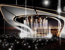 Eurovisión 2017: Primeras imágenes del escenario montado en Kiev