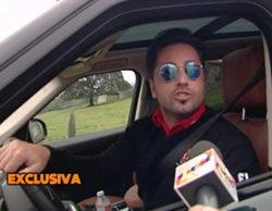 """Primeras declaraciones de David Bustamante en 'Sálvame': """"Hay un distanciamiento, pero no es definitivo"""""""