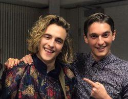 Manel Navarro y Xavi Martínez se reencuentran en '#Tendencias' tras la polémica gala de 'Objetivo Eurovisión'