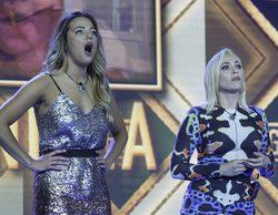 'GH VIP 5': Daniela Blume recrea junto a Alyson sus saltos del trampolín en 'Splash!'
