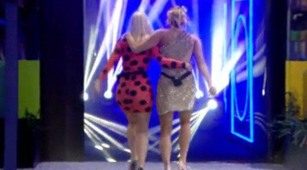 Daniela Blume y Alyson Eckmann hacen las paces en GH VIP 5