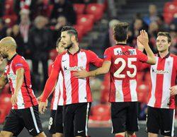 El encuentro entre Athletic de Bilbao y Las Palmas lidera en Gol (6,1%) y 'CSI' destaca en la jornada festiva