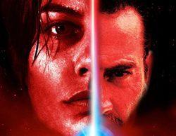 """'The Walking Dead': El equipo de la serie lanza un póster inspirado en el de """"Star Wars: Los últimos Jedi"""""""