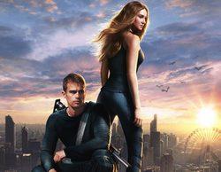 """La película """"Divergente"""" en Antena 3 se convierte en lo más visto del sábado con un buen 16%"""