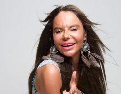 """Leticia Sabater, el mito erótico de Rafa Mora ('Sábado Deluxe'): """"Te he criado entre mis pechos"""""""