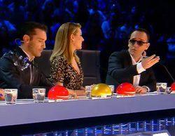 'Got Talent España': Jesús Vázquez y Risto Mejide se reencuentran, esta vez entre abrazos y elogios