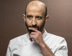 """Marcano, octavo expulsado de 'Top Chef 4': """"Esto me ha dado energías aunque ahora esté disgustado """""""