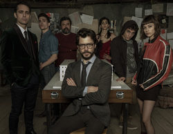 'La Casa de Papel': Antena 3 estrena su nueva serie el 2 de mayo