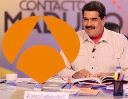 Antena 3 asegura que el Gobierno venezolano ha cortado sus emisiones en el país durante dos horas