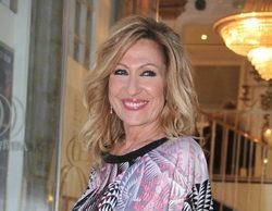 Rosa Benito regresa a Telecinco el próximo domingo