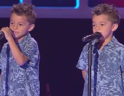 'La Voz Kids' desmiente que los gemelos del programa hayan tenido un accidente de coche