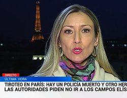 Los informativos de prime time ven alterados su desarrollo habitual por el atentado de París
