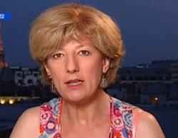 Las redes malinterpretan las palabras de la corresponsal de RNE apoyando a Le Pen tras el atentado en París