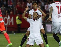 """El partido Sevilla - Granada lidera con un 4,9% en Gol y """"Divergente"""" marca un 3,5% en Neox"""