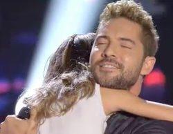 """'La Voz Kids 3': David Bisbal y la pequeña Bárbara protagonizan un emotivo momento o al cantar """"Mi princesa"""""""