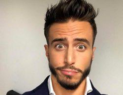 Marco Ferri calienta las redes sociales con una imagen en la que aparece semidesnudo