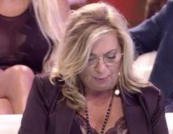 """María Teresa Campos apoya a Bigote Arrocet en 'Supervivientes': """"Mi preocupación era que dañara su salud"""""""