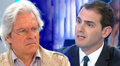 Albert Rivera deja en evidencia a su compañero de partido, Javier Nart, en 'El Objetivo'