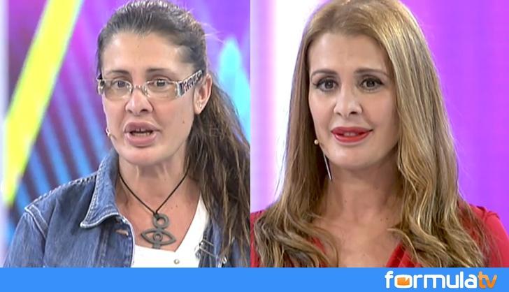 Cámbiame Vip Estíbaliz Sanz Crónicas Marcianas Recupera Su Faceta Más Explosiva Gracias A Natalia