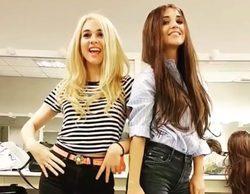 'Velvet Colección': Paula Echevarría y Marta Hazas homenajean a Sonia y Selena durante las grabaciones