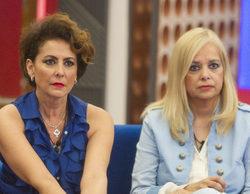 """Irma Soriano y Emma Ozores ('GH VIP 5'), enfrentadas tras reencontrarse: """"Hablas con las cámaras y no conmigo"""""""
