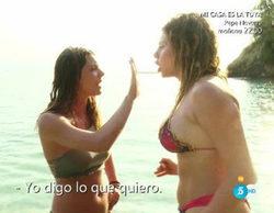Paola Caruso y Laura Matamoros se insultan a gritos en 'Supervivientes 2017'