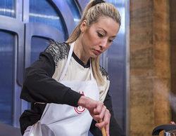 """Laila supera sus miedos en 'MasterChef' dejando atrás su peor experiencia en una cocina: """"Estuve en la UCI"""""""