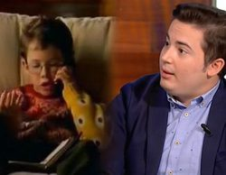 """Así es ahora el niño del anuncio """"Hola, soy Edu. ¡Feliz Navidad!"""" que reaparece en 'Hora punta'"""